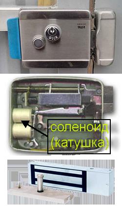 ремонт электронного замка 0